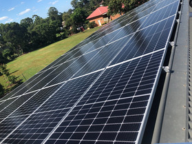 13.86kW Solar System Installation  ○ 385W Canadian Solar Panels ○ EnPhase iQ7 & Microinverters
