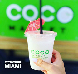 Summer is here and we're already coco-thirsty! Visit us and refresh in a brand new way