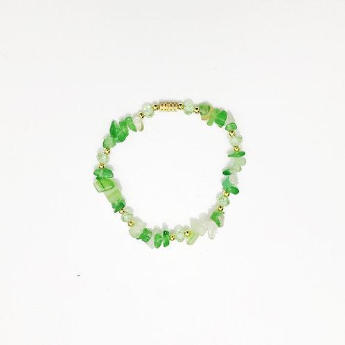 Bracelet - Amazonian Stone - Green