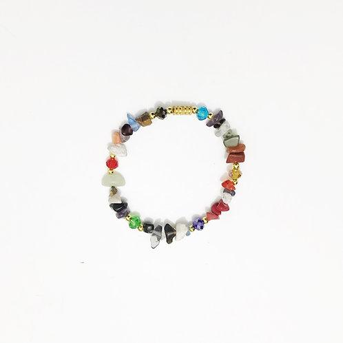 Bracelet - Amazonian Stone - Colors