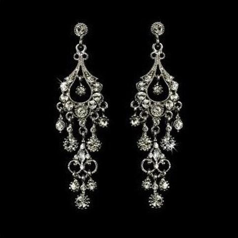 """Boucles d'oreilles chandeliers  """"Penelope"""""""