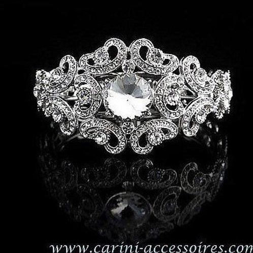 """Bracelet de mariage """"Cristal"""""""
