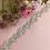 """Thumbnail: Ceinture de mariage en perles et cristaux """"Renée"""""""