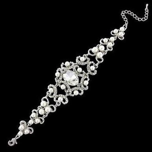 """Bracelet de mariage avec perles """"Pearl"""""""