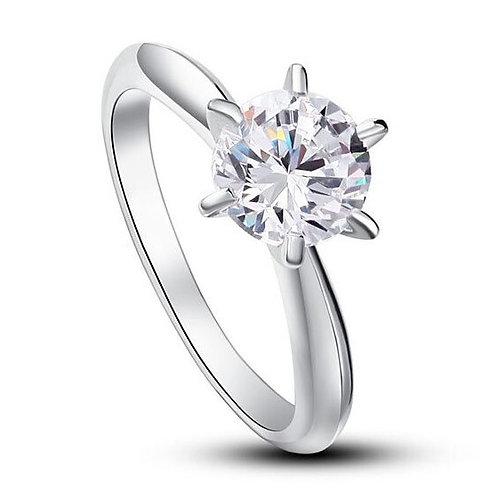 Bague de mariage 1.25 carats
