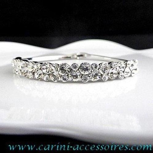 "Bracelet cristaux Swarovski ""Annora"""