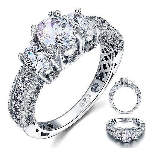 Bague de mariage 1 carat