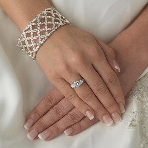 """Bracelet de mariage """"Diamond"""""""