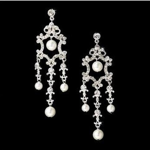 """Boucles d'oreilles chandeliers """"Scarlette"""""""