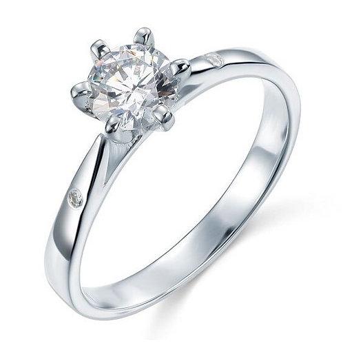 Bague de mariage 0.8 carats