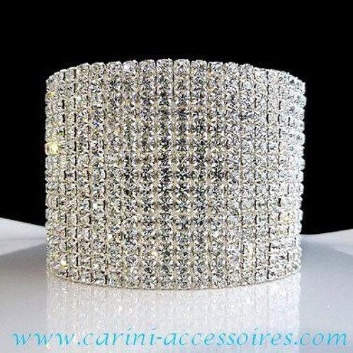 """Bracelet avec cristaux d'Autriche """"Coco"""""""