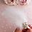 Thumbnail: Serre-tête en plume et cristaux Swarovski