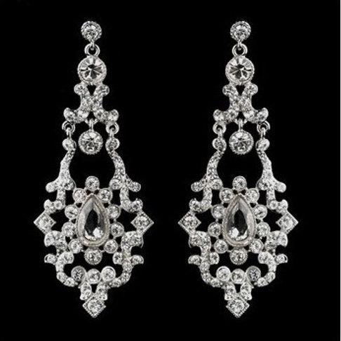 """Boucles d'oreilles chandeliers """"Lilian"""""""
