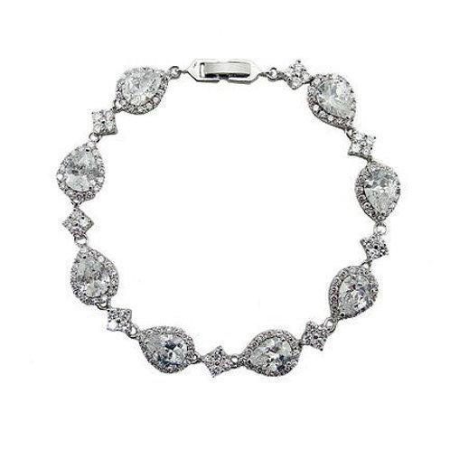 """Bracelet de mariage """"Tina"""""""