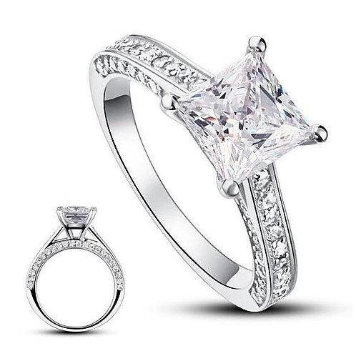 Bague de mariage 1.5 carats