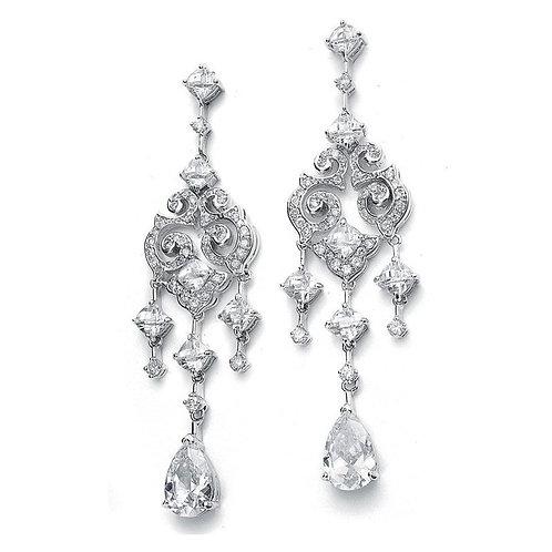 """Boucles d'oreilles chandeliers """"Anna"""""""