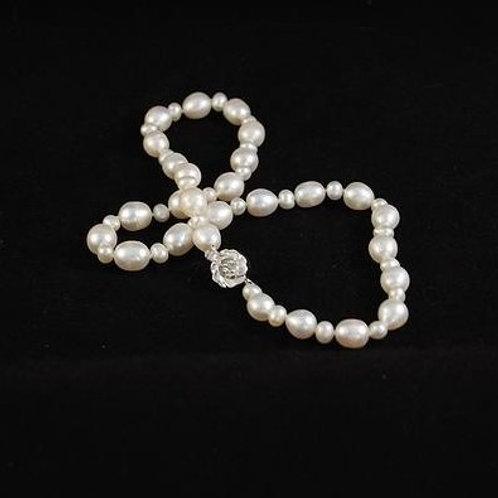 """Collier en perles """"Louise"""""""