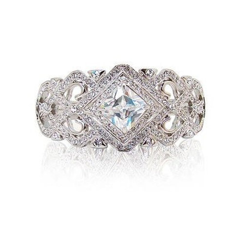 """Bracelet avec cristaux """"Elsa"""""""