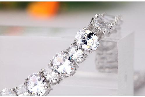 Bracelet 2 ovales