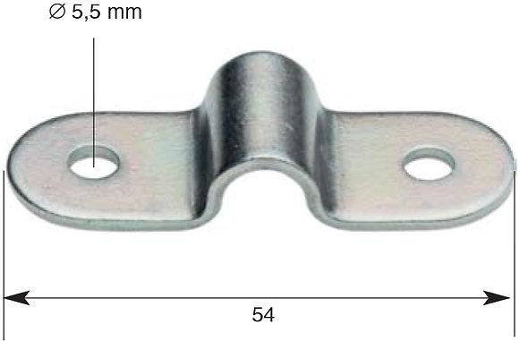 Stangenführungs, für Ø8 mm Stangen Nr. 422
