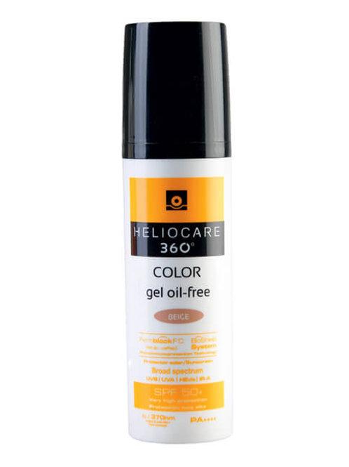 Heliocare  360 Gel-Oil Free Colour Beige