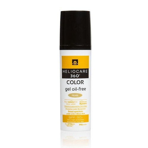 Heliocare 360 Gel-Oil Free Colour Pearl