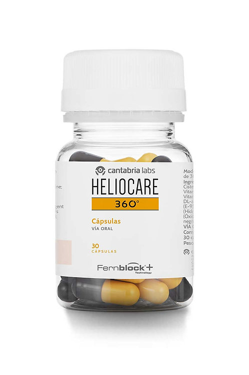 Heliocare 360 Oral Capsules