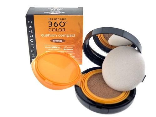 Heliocare 360 Colour Cushion Compact SPF 50 Bronze