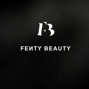 Fenty Beauty Logo Resolve