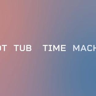 Hot Tub Dream Machine Kinetic Typography