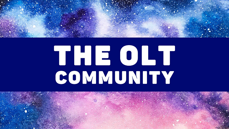 OLT Community of Practice (Lecture Breakers)