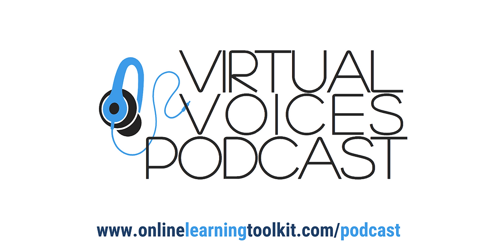 Virtual Voices Podcast Interview
