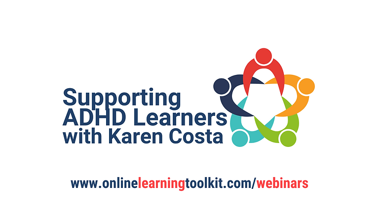 Supporting ADHD Learners with Karen Costa