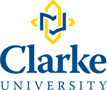 250px-Clarke_University_logo.png