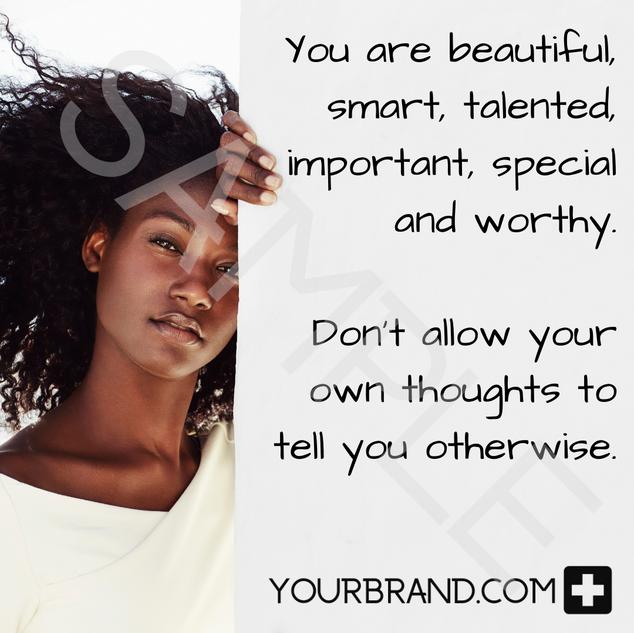 Encouragement posts
