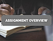 Learn more about creating assignment overview videos