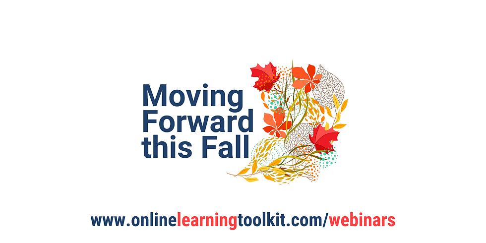 Moving Forward this Fall