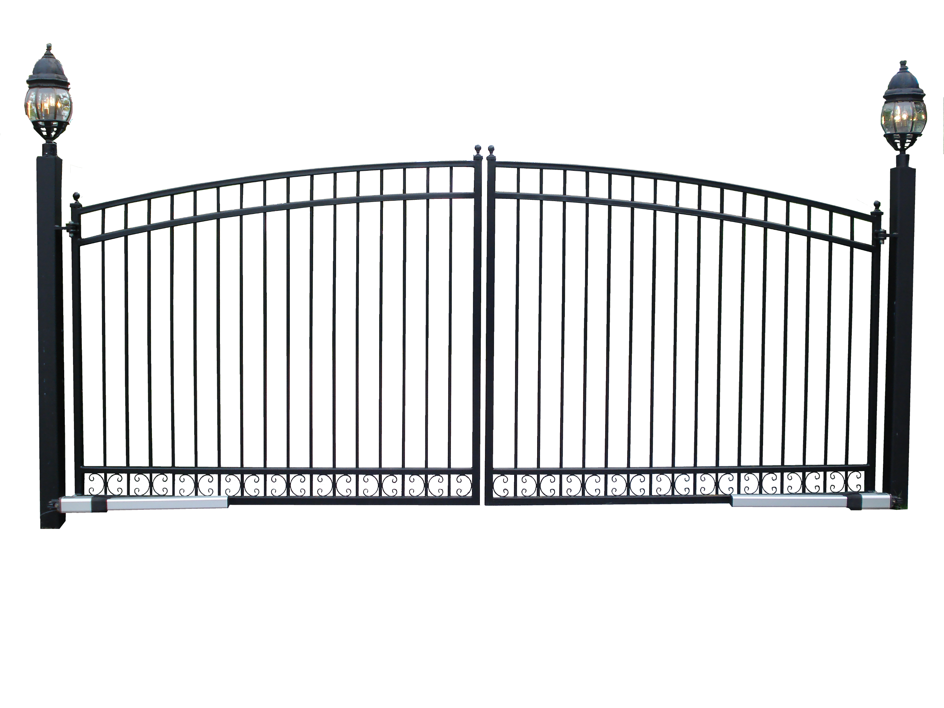 Production Steel Gates