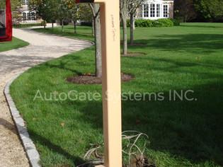 Support Post Installation