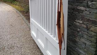 Gate damage