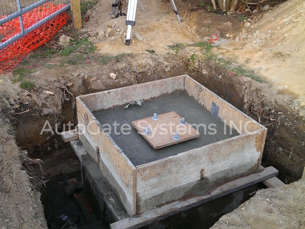 Installation Underground Work