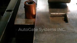 Aluminum Gate Fabrication