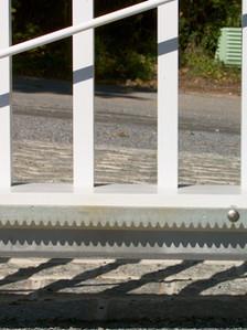 Slide Gate track