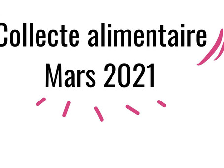 COLLECTE ALIMENTAIRE, LE BILAN