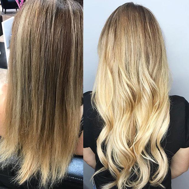 Long hair, don't care ✨✌🏻_Stylist_ _cas
