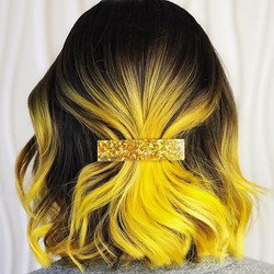 ⚠️ MAY CAUSE SERIOUS HAIR ENVY ⚠️ ._