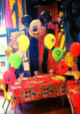 Micky Balloons