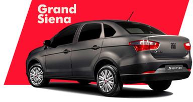 Fiat Grand Siena 2021 sedan compacto tax