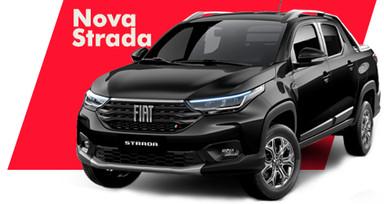 Fiat nova strada 2021 picape mais vendid