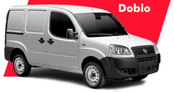 Fiat Doblo 2021 Cargo 7 passageiros savo